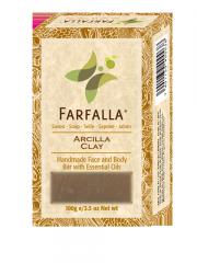 Jabón de Arcilla Farfalla