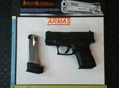 Pistola Springfield XD SUBCOMPACT