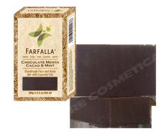 Jabón de Chocolate Menta