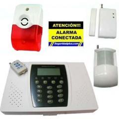 Alarma GSM Dual