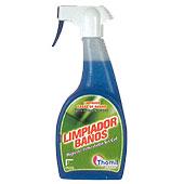 Limpiador inodoros y baños