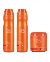 Pack wella care enrich fino/normal