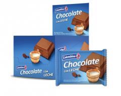 Tableta De Chocolate Con Leche