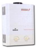 Calentador modelo MUV