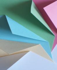 Papel Cartulinas Bristol Colores