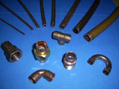 Tuberia de cobre y accesorios