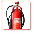 Carro Extintor de Dióxido de Carbono (CO²)