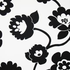 Papel tapiz Flor Inglesa NG/BL