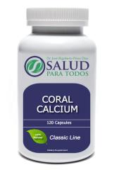 Aditivo alimentario Coral Calcium