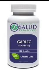 Aditivo alimentario Garlic