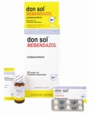 Antihelmintico Don-sol