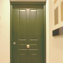 Puerta Entrada Vivienda Versate Una Hoja