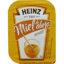 Porcionados en Guatemala, sal, miel, ketchup, PBX 24730581
