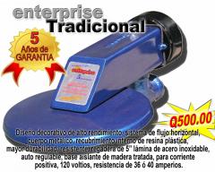 Calentadores Enterprise