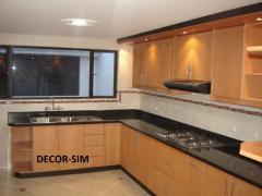 Cocinas, Closets y Muebles de Melamina