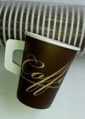 Vasos de Carton para Cafe Paquete de 50 unidades