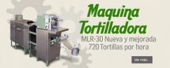 Maquinas Tortilladoras