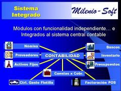 ERP Sistemas de Software MilenioSoft