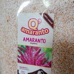 Amaranto Tostado Orgánico