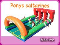 Ponys saltarines
