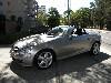 Vehículo Mercedes Benz SLK 350 Convertible 3.5 6