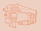Refrigerador de dos etapas