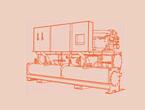 Máquina de refrigeración Serie R ™ Modelo Chiller