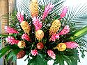 Arreglo floral Canoa Chocolate