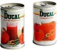Jugo Ducal Hojalata 5.5 onzas