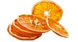 Naranja deshidratada