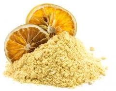 Natural Dehydrated Orange / Naranja deshidratada