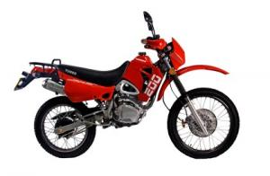 Motocicleta Yumbo Dakar 200