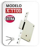 Cerradura modelo X1100