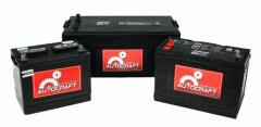 Baterías Autocraft para Automóvil
