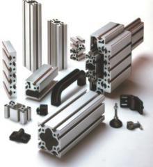 Perfiles de aluminio NP18