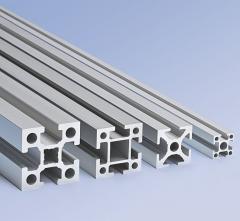 Perfiles de aluminio EQ63
