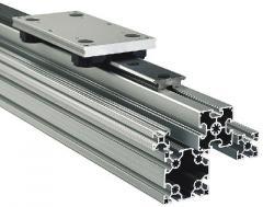 Perfiles de aluminio LJ54