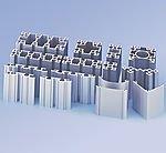 Perfiles de aluminio OV43