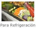Etiquetas para refrigeración