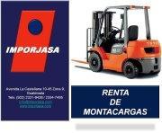 Montacarga DP642