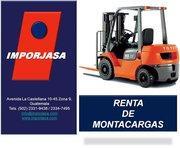 Montacarga WP504