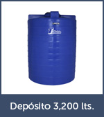 Depósito 3200 lts