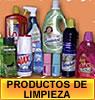 Etiquetas para productos de limpieza