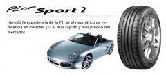 Llantas Pilot Sport 2