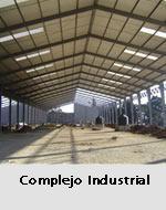 Estructura metálica Complejo industrial