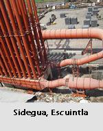 Estructura metálica Sidegua, Escuintla