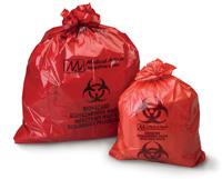 Bolsa Plástica para desechos Bioinfecciosos