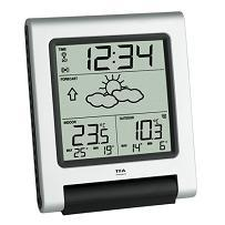 Meteorological glass thermometers