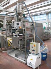 Sistema de transporte de productos CD-163
