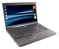Notebook Hp-touchsmart-iq500